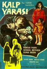 Kalp Yarası (1961) afişi