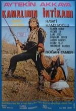 Kamalının intikamı (1972) afişi