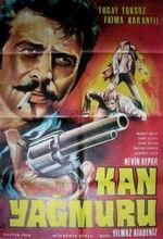 Kan Yağmuru (1970) afişi