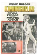 Kanunsuzlar(ı) (1965) afişi