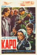 Kapò (1960) afişi