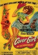 Kapak Kızı (1944) afişi