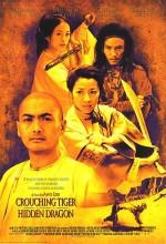 Kaplan ve Ejderha (2000) afişi