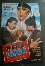 Kara Diken (1986) afişi