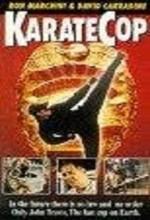 Karate Cop (ı) (1991) afişi
