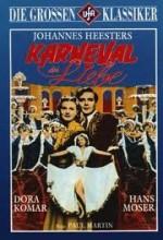 Karneval Der Liebe (1943) afişi