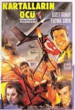 Kartalların Öcü (1965) afişi