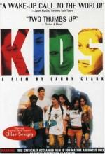 Kids (1995) afişi