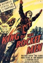 King Of The Rocket Men (1949) afişi