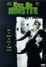 Kiss Me Monster (1969) afişi