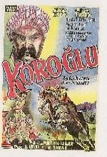 Köroğlu (ı) (1945) afişi