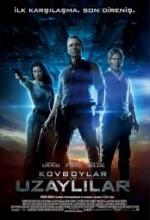 Kovboylar ve Uzaylılar (2011) afişi