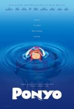 Küçük Deniz Kızı Ponyo (2008) afişi