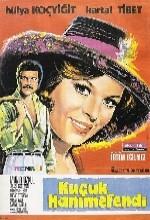 Küçük Hanımefendi (1970) afişi