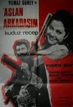 Kuduz Recep (aslan Arkadaşım) (1967) afişi