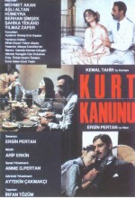 Kurt Kanunu (1991) afişi