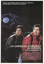 Kurtadam Londra'da (1981) afişi