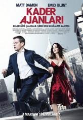 Kader Ajanları (2011) afişi
