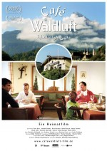 Kafe Waldluft (2015) afişi