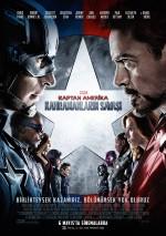 Kaptan Amerika: Kahramanların Savaşı (2016) afişi
