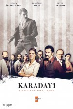 Karadayı Sezon 2 (2013) afişi