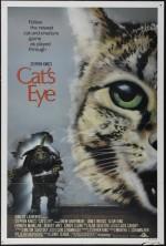 Kedi Gözü (1985) afişi