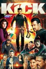 Kick (2014) afişi