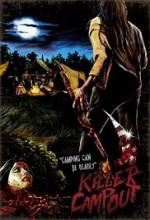 Killer Campout (2016) afişi