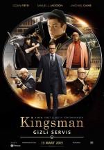 Kingsman: Gizli Servis (2014) afişi