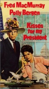 Kisses for My President (1964) afişi