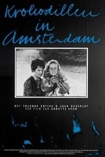 Krokodillen In Amsterdam (1990) afişi