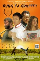 Kung Fu Graffiti (2010) afişi