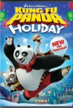 Kung Fu Panda Holiday (2010) afişi
