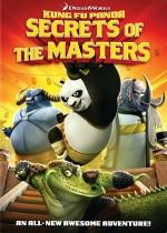 Kung Fu Panda: Secrets of the Masters (2011) afişi