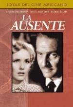 La Ausente (1951) afişi
