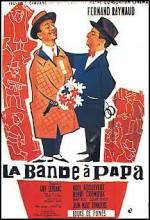 La Bande à Papa (1956) afişi