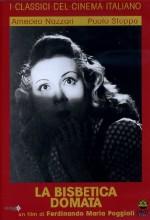 La Bisbetica Domata (1942) afişi