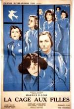 La Cage Aux Filles (1949) afişi
