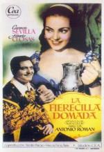 La Fierecilla Domada (1956) afişi