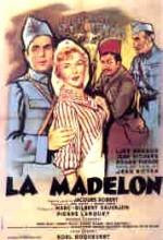 La Madelon (1955) afişi