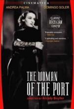 La Mujer Del Puerto(ı) (1934) afişi