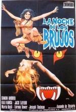 La Noche De Los Brujos (1973) afişi
