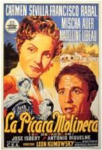 La Pícara Molinera (1955) afişi