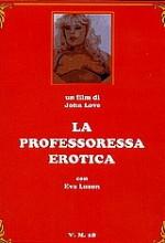 La Professoressa Erotica (1979) afişi