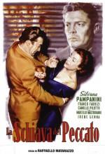 La Schiava Del Peccato (1954) afişi
