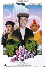La Soupe Aux Choux (1981) afişi