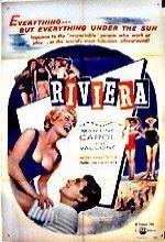 La Spiaggia (1954) afişi