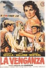 La Venganza (1958) afişi