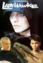 Ladyhawke (1985) afişi