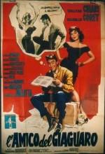 L'amico Del Giaguaro (1959) afişi
